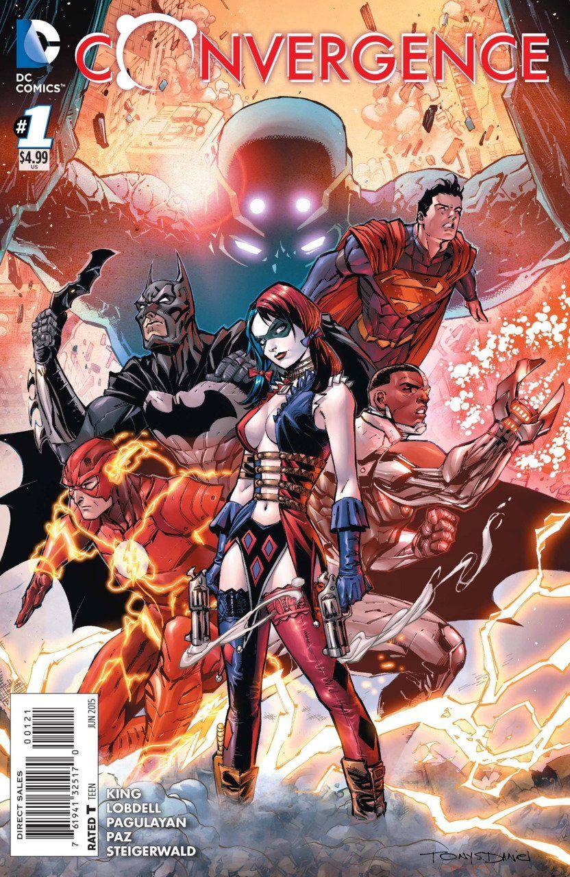 BATMAN THE DARK KNIGHT #25 VF//NM NEW 52