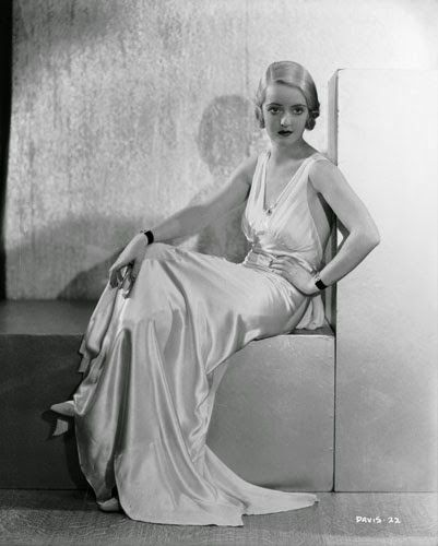 Vintage Glamour Girls: Bette Davis