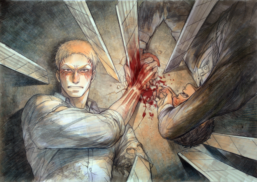 Attack on Titan / Shingeki no Kyojin / AoT / SnK | ReiBert ...