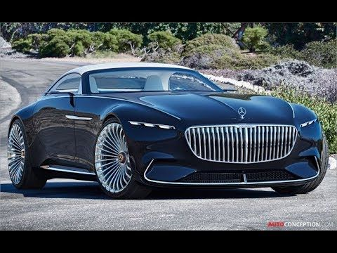 video 2017 39 vision mercedes maybach 6 cabriolet 39 concept. Black Bedroom Furniture Sets. Home Design Ideas