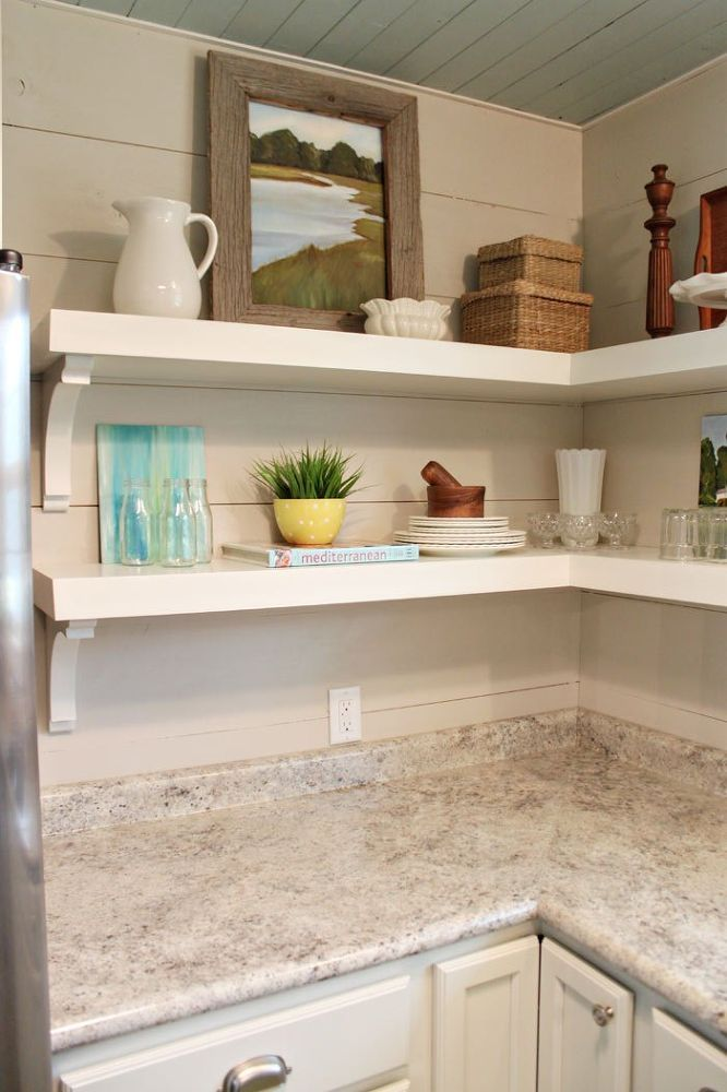 Wilsonart Laminate Countertops In Madura Pearl Give The Look Of Granite But For A Much Er 330 Price And Are Easy To Maintain Very Durable