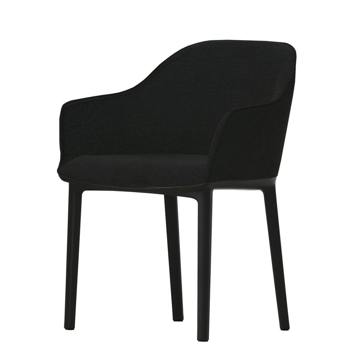 Vitra Softshell Chair Vierbeinfuss Moss Graphitschwarz Schwarz Filzgleiter Schwarz T 56 H 83 B 60 Stuhle Online Mobel Konferenzstuhle