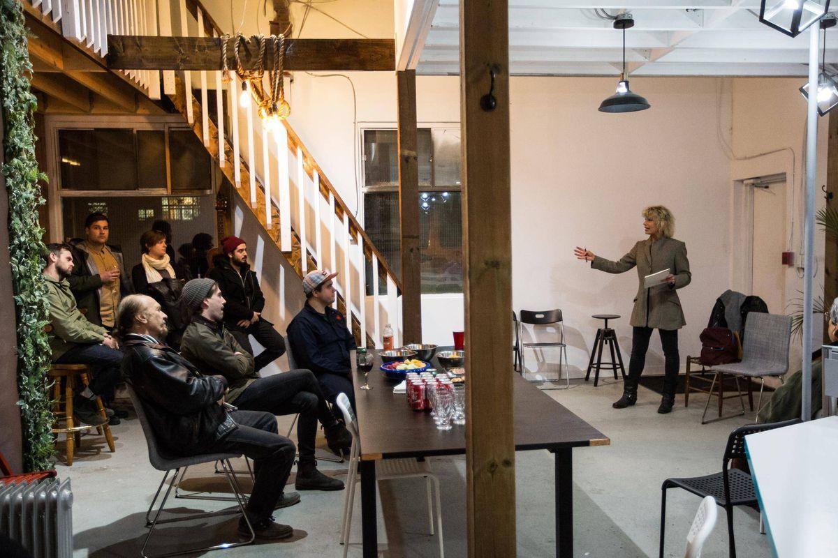 Toronto development threatens to scatter artist community