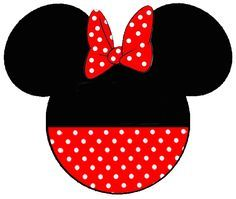 free minnie mouse clip art for painted stones pinterest minnie rh pinterest co uk free mickey mouse clipart images free mickey mouse birthday clipart