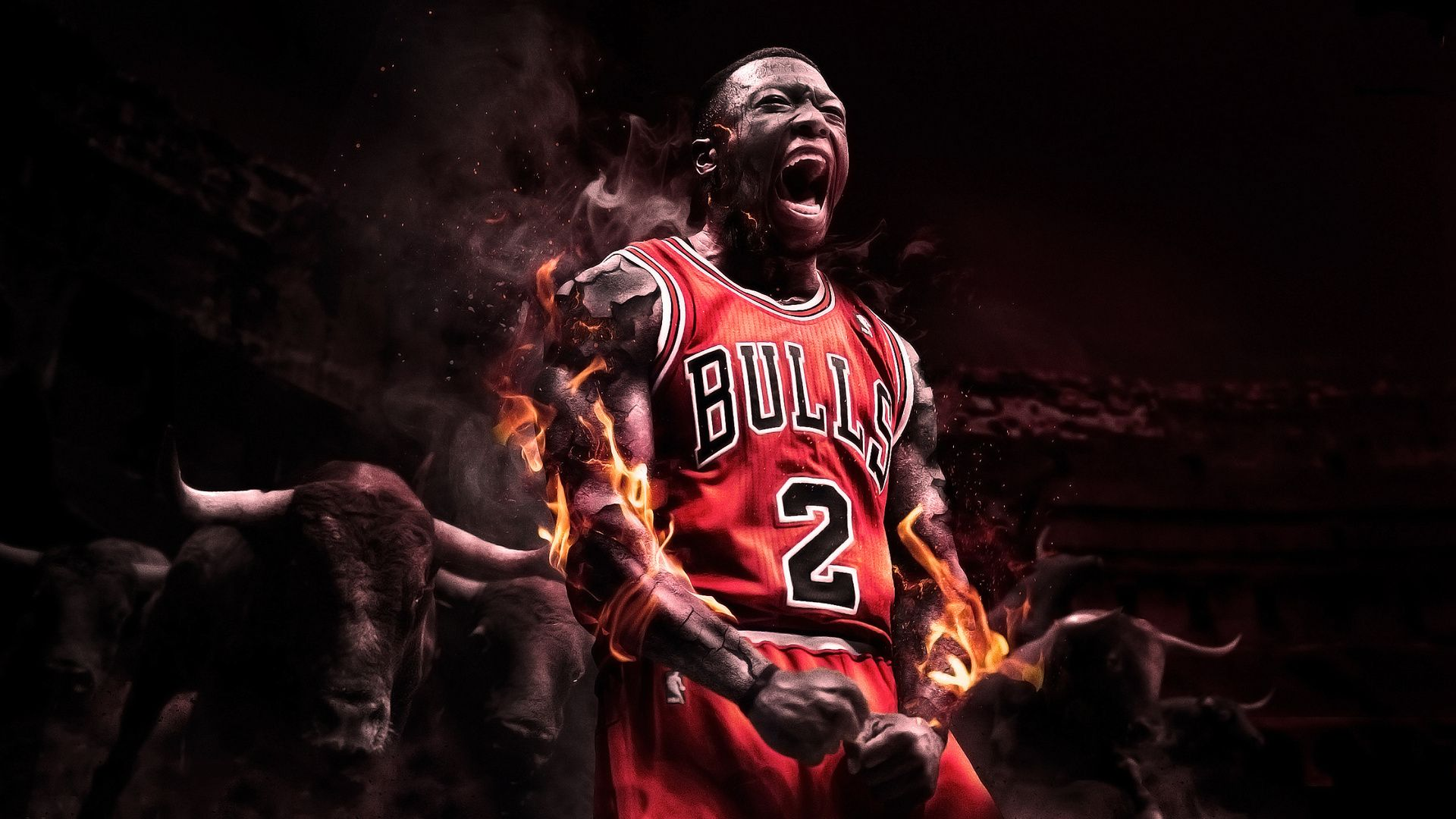 Nba Backgrounds 1 Bull Pictures Chicago Bulls Sports Wallpapers