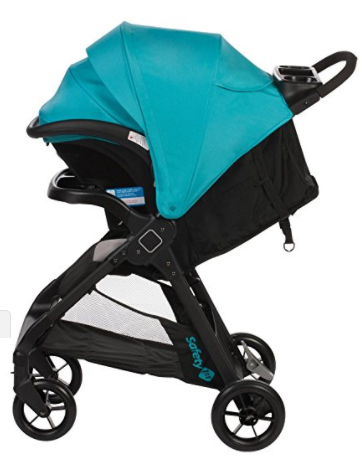 Safety 1st Smooth Ride Travel System With Onboard 35 Infant Car