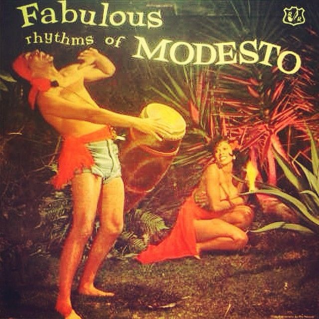 Modesto Duran - The Fabulous Rhythms of Modesto 195X. #holygrail #vinyl #cratedigging #cratesofspace #afrocuban #jungledrums #drums #percussion #exotica #dustyfingers #vinylcollection #waxwars...