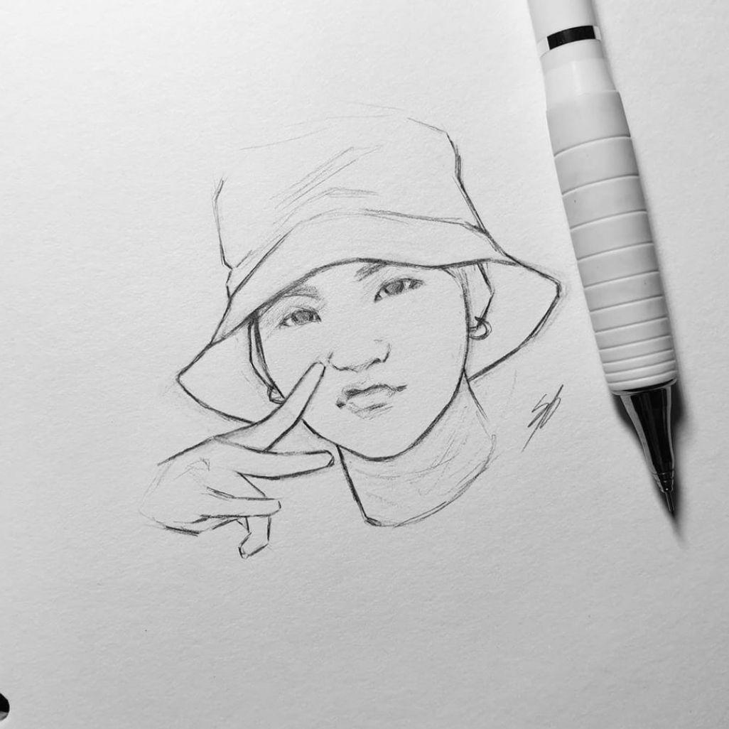 Drawing Rose Easy With A Pencil Informationen Zu Drawing Rose Easy With A Pen Drawings V 2021 G Hipsterskie Risunki Risovat Linejnye Chertezhi