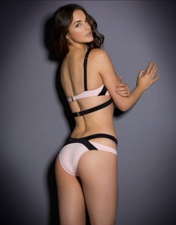 View All Swimwear by Agent Provocateur - Mazzy Bikini back  f1eb4f9b5