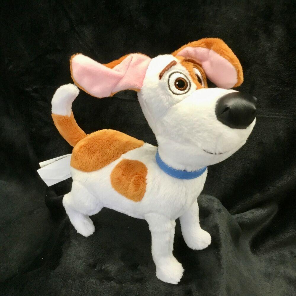Secret Life Of Pets Max Plush Dog Stuffed Animal Toy Spin Master