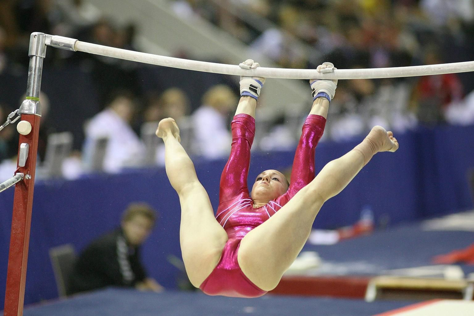 Female Gymnast Photos, Royalty