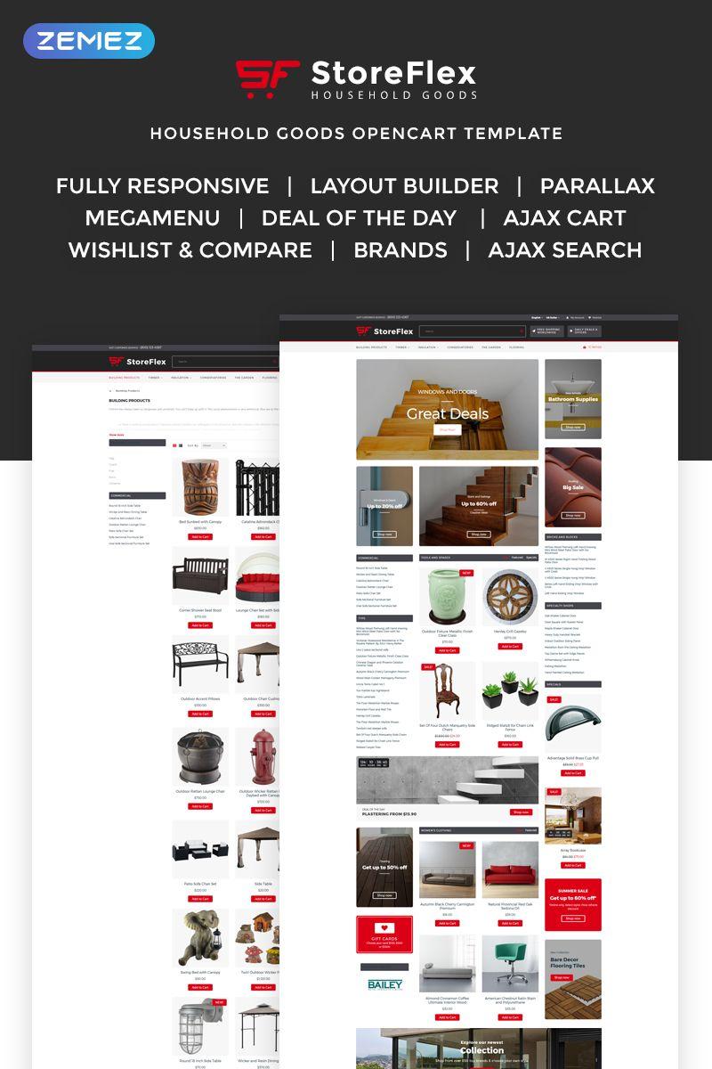 Storeflex Responsive Opencart Template Men S Fashion Casual