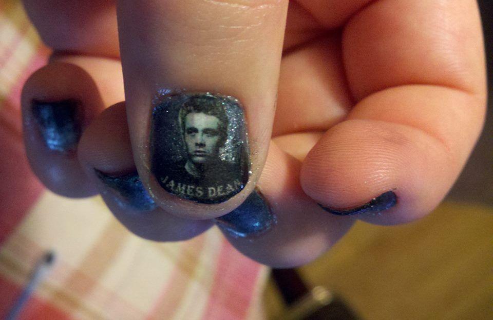James Dean nails