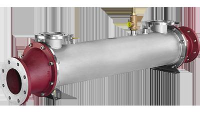 Marine Heat Exchangers Manufactured By Bowman Heat Exchanger