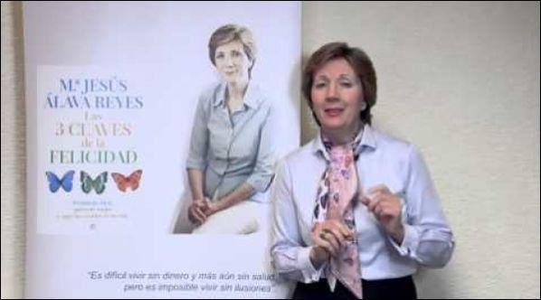 Las tres claves de la felicidad, nuevo libro de la psicóloga María Jesús Álava Reyes: http://luxury.mundiario.com/articulo/mundilife/maria-jesus-alava-reyes-explica-claves-felicidad-nuevo-libro/20140625010504002284.html #libro #psicología #felicidad