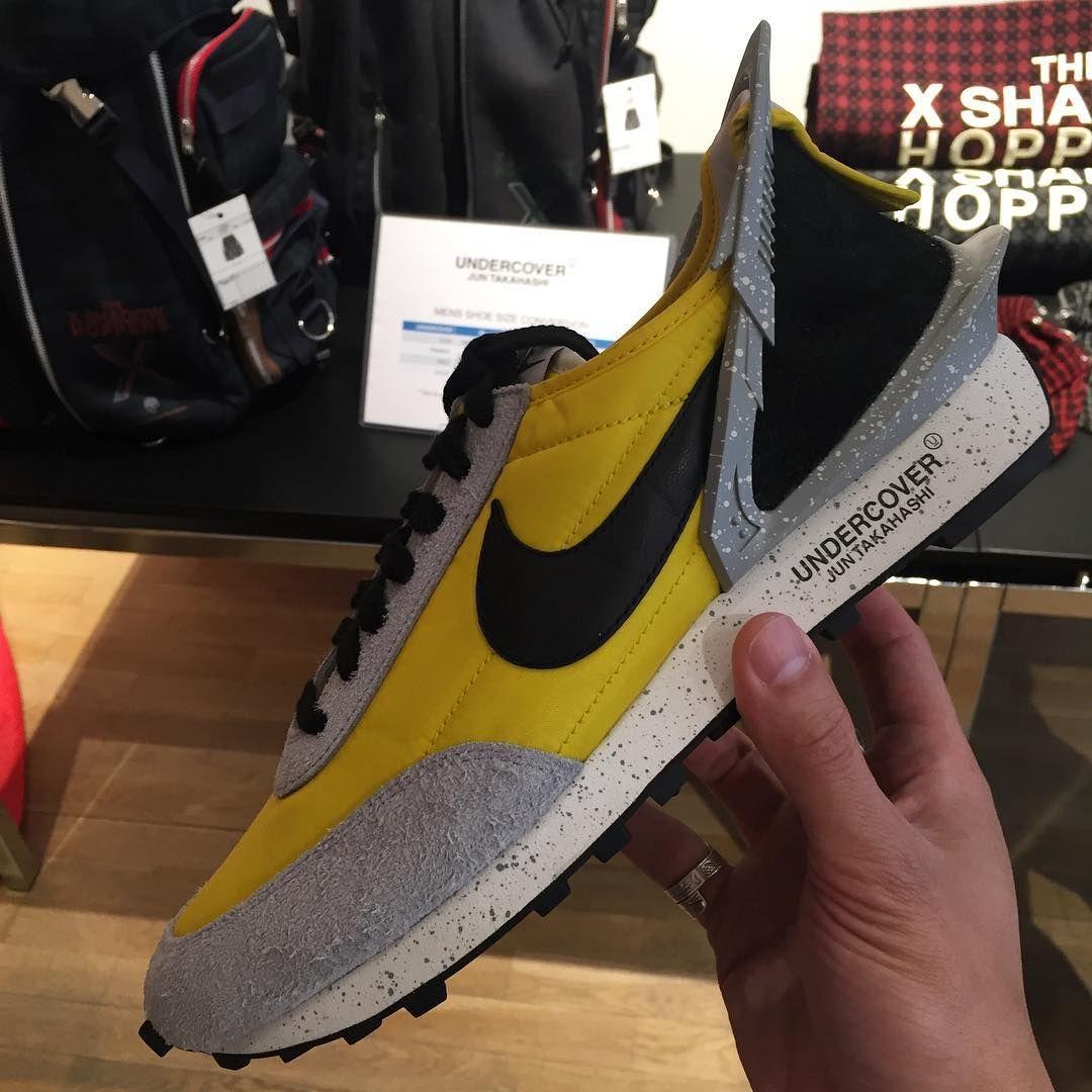 f40d25ba3200d L'association UNDERCOVER X Nike a fait fureur lors de cette Fashion Week  SS19 ! - TRENDS.FR