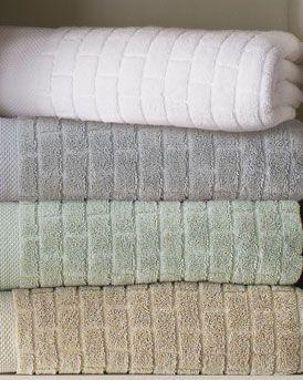 Waterworks Studio Quot Subway Tile Quot Towels Bathroom Ideas
