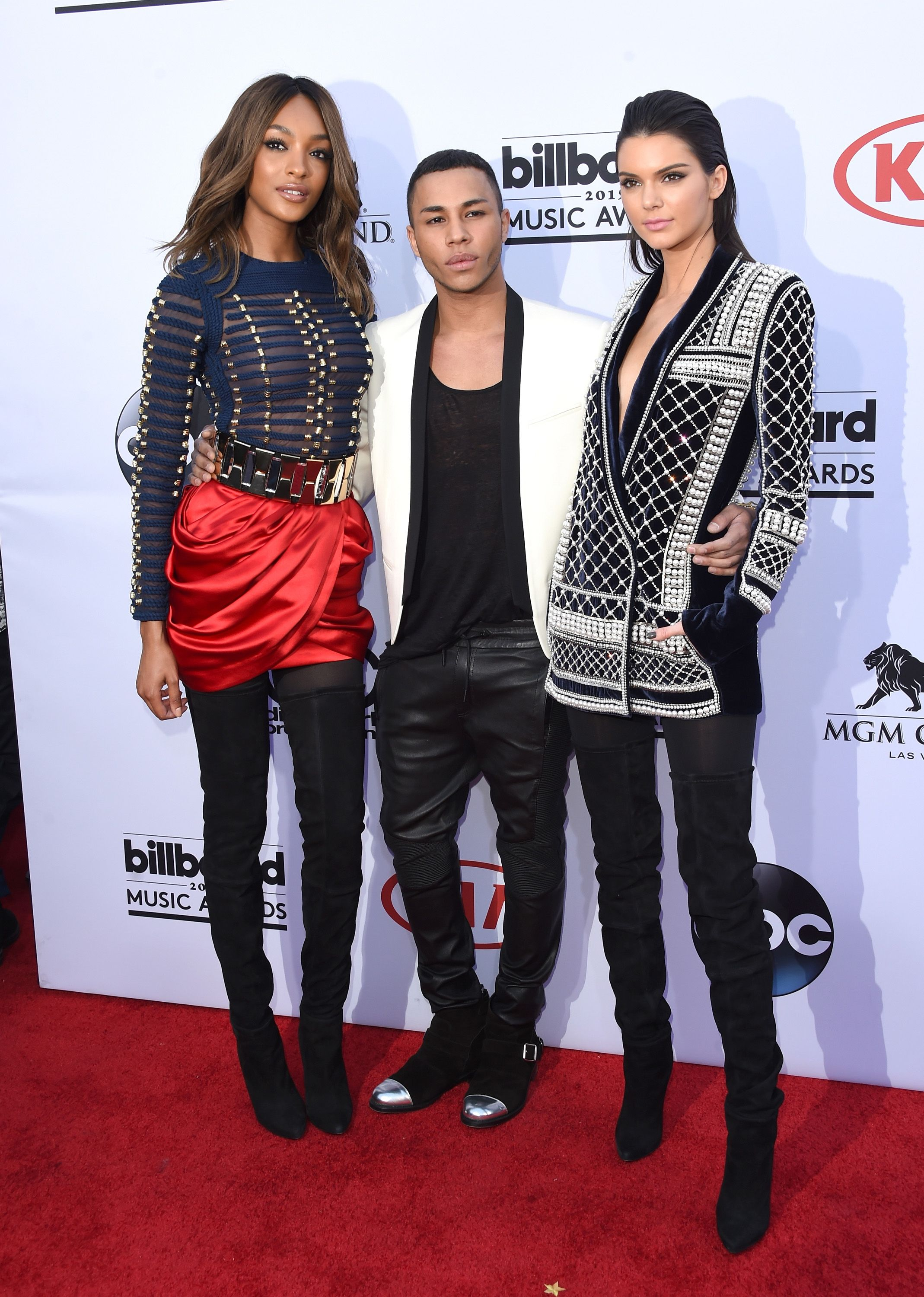 Olivier Rousteing Announces Balmain Collaboration With H&M - Daily Front Row -