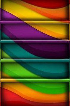 Pin By Yee Sook Yan On Color Brilliant Heart Iphone Wallpaper Rainbow Colors Color Splash