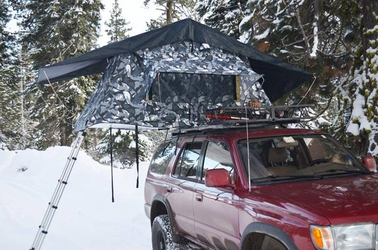 Tent Top It Get Out Of The Dirt Roof Top Tent From Top Tent Roof Top Tent Top Tents Car Roof Racks