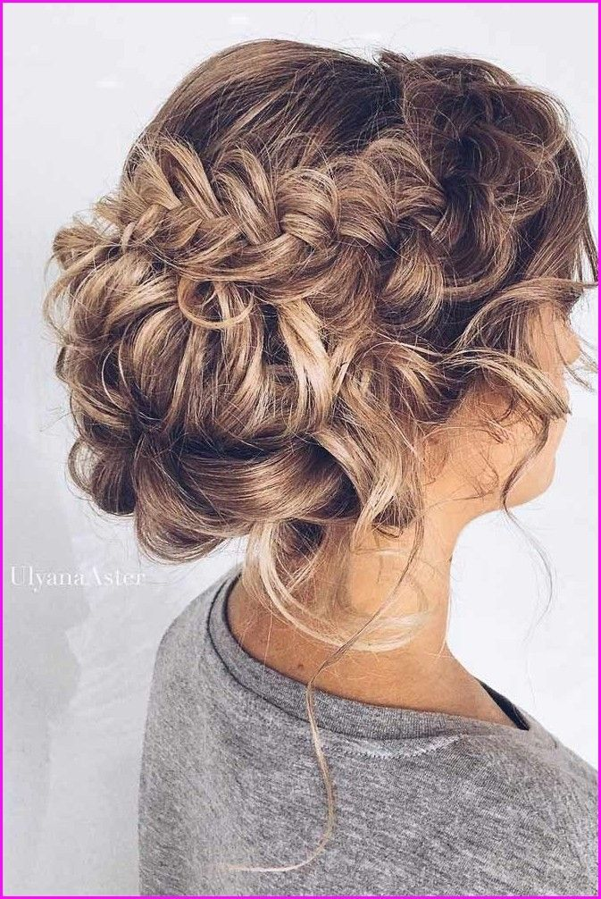 The Exciting Hairstyles For Prom Prom Hairstyles Hairstyles Hairstyles For Long Hair Prom Wedding H Hair Styles Braided Hairstyles For Wedding Long Hair Styles