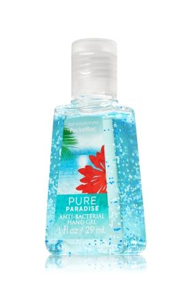 Trying This One Out Bath And Body Works Hand Sanitizer Pure