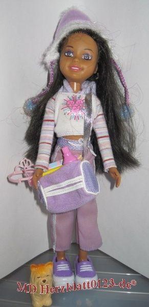 wee+3friends | Barbie Puppe - Mirinda aus wee 3 friends ist mit ihrem Hündchen immer ...