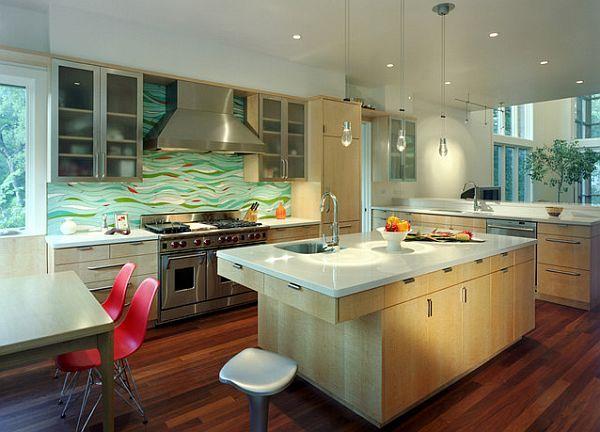 40 Extravagant Kitchen Backsplash Ideas for a Luxury Look ...