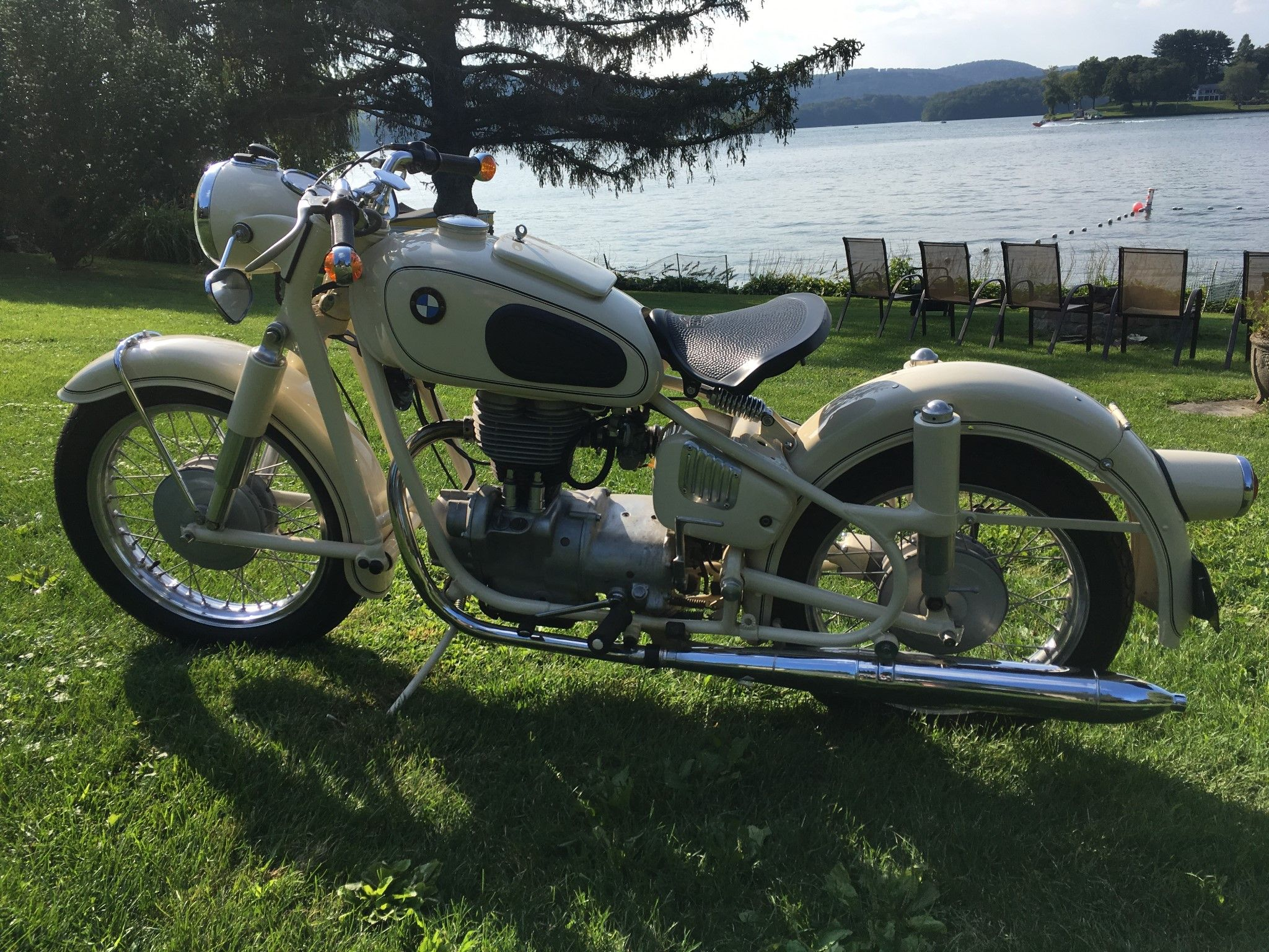 1964 BMW R27 | Bmw, Engine rebuild, Motorcycle