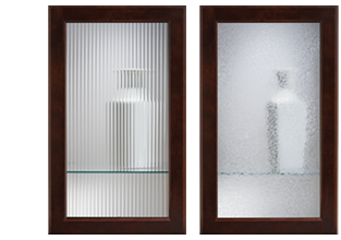 Decorative Glass Panels For Cabinets In Your Kitchen With Our