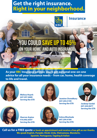 Fantastic To Work With And Produced A Great Flyer Quality Work Thanks Great Work Stunning Desi Home And Auto Insurance Web Template Design The Neighbourhood
