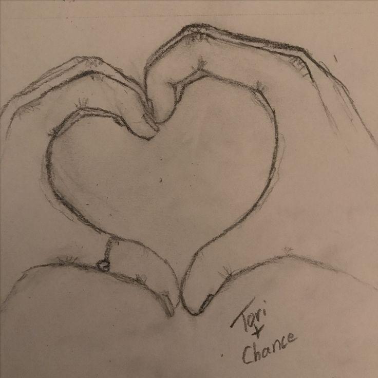I love him | Easy love drawings, Pencil art drawings, Easy ...