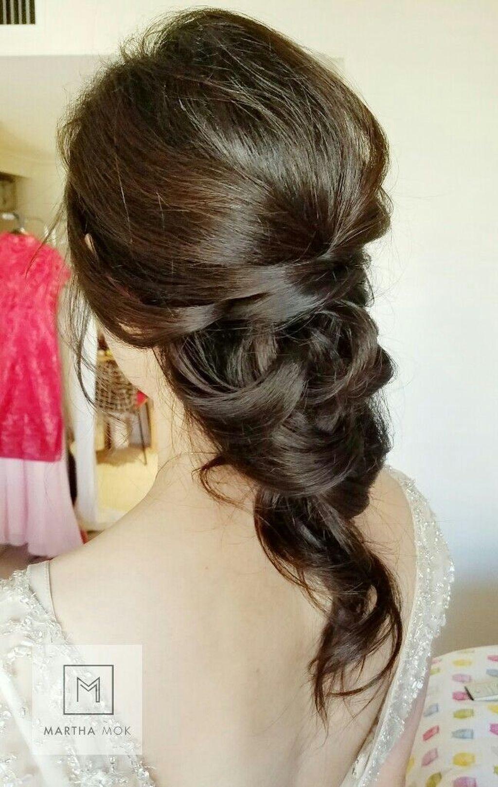 20 Pretty Asian Wedding Updo Hairstyles Ideas Asian Wedding Hair Asian Bridal Hair Asian Hair Updo