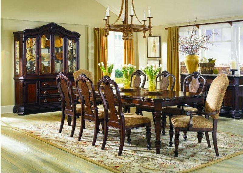 Comedores elegantes clasicos buscar con google for Estilos de sillas para comedor