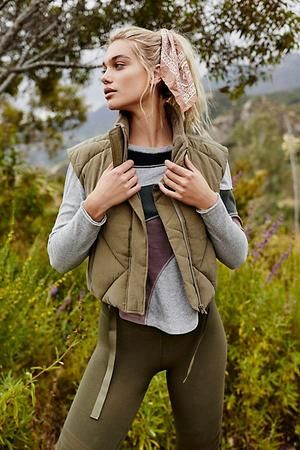 Free People Movement - No Chill Vest