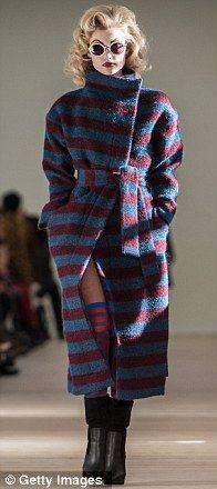 Vivienne Westwood London Fashion Week 2013