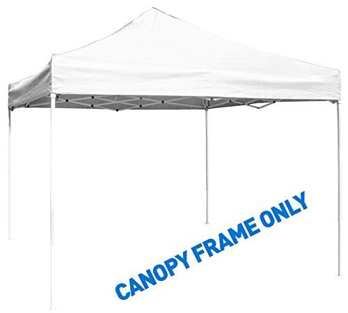 Trademark Innovations Replacement Frame For 10 X 10 Portable Pyramid Roofed Canopy Want To Know More Click On The Image Pyramid Roof Canopy Tent Camping