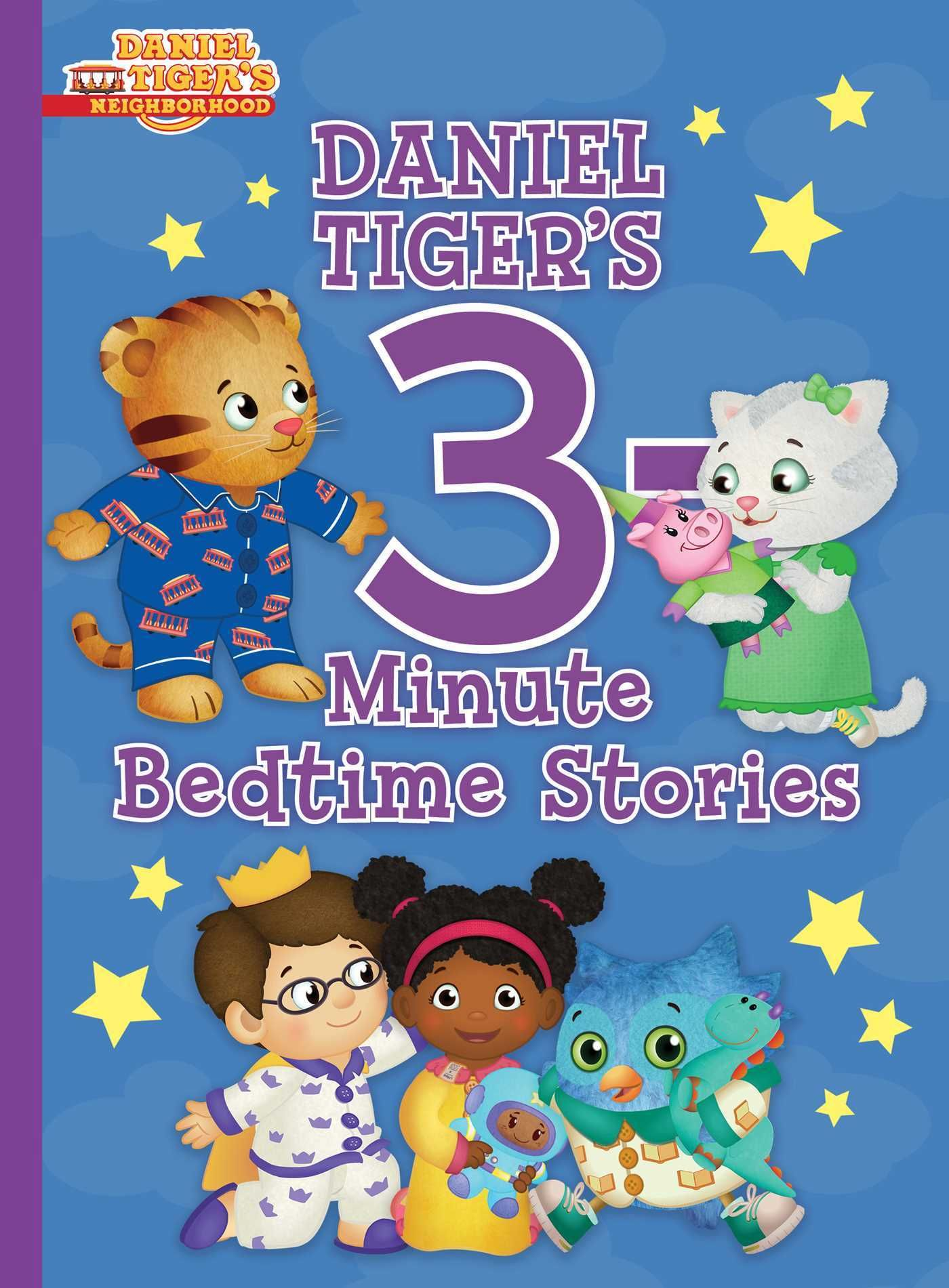 [DOWNLOAD PDF] Daniel Tiger's 3Minute Bedtime Stories by