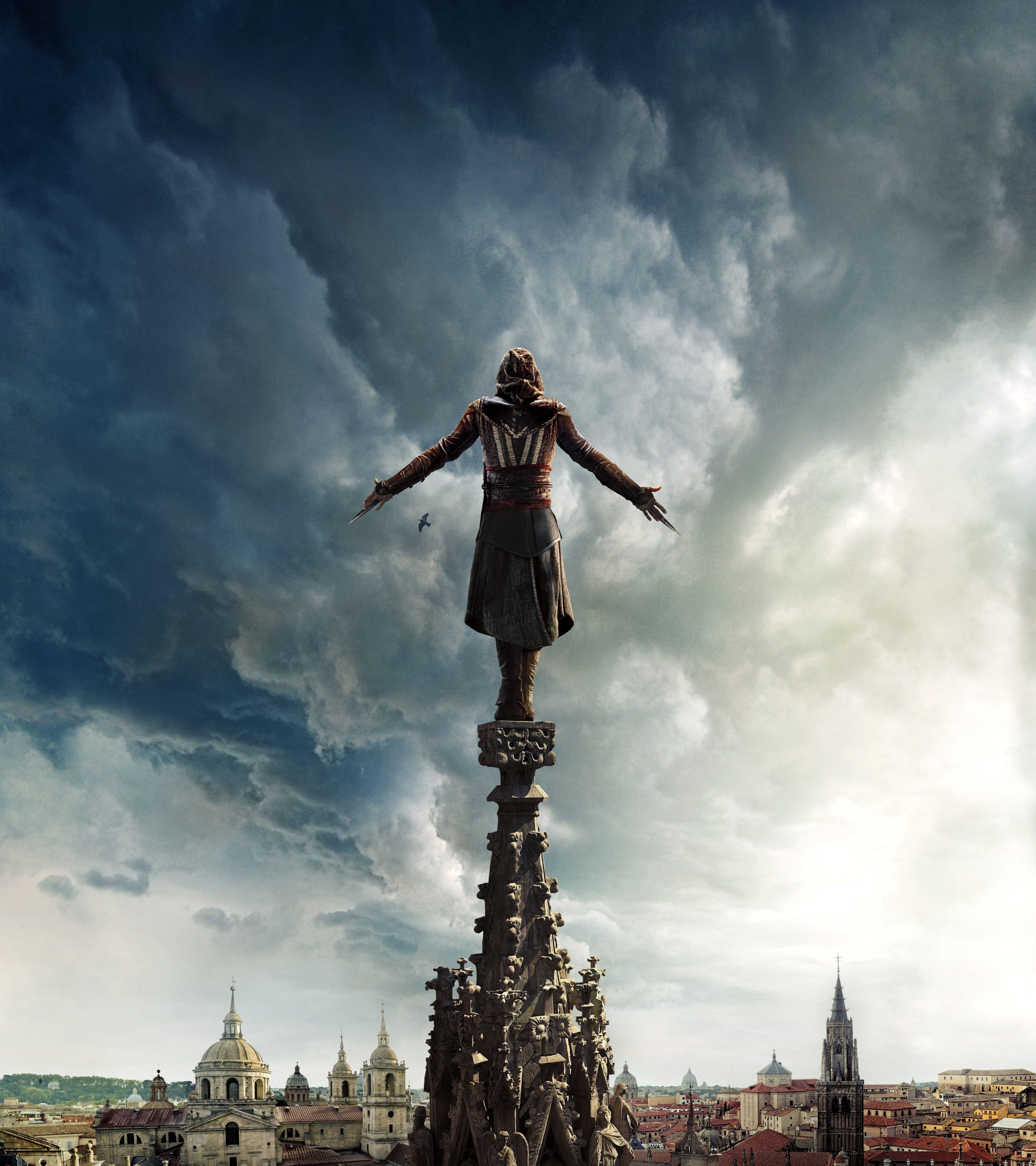 3840x4322 Assassins Creed 4k Wallpaper Desktop Free Ezio