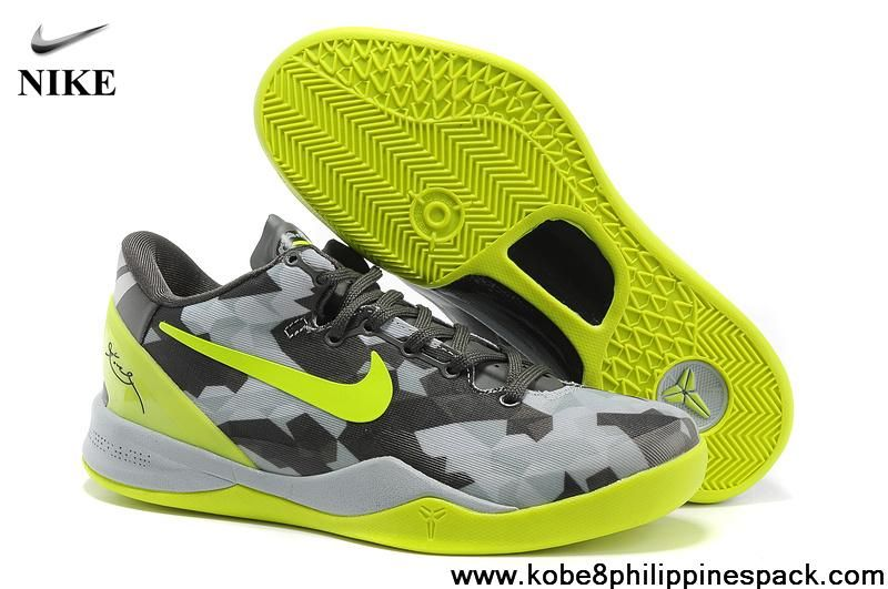 Buy Nike Kobe VIII 8 System GC Sport Grey Volt-Pure Platinum Mens Shoes  store sell the cheap Nike Kobe VIII online, it is high quality Nike Kobe  VIII ...