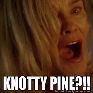 What Is This Knotty Pine American Horror Story Coven Funny