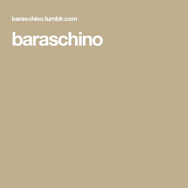 baraschino