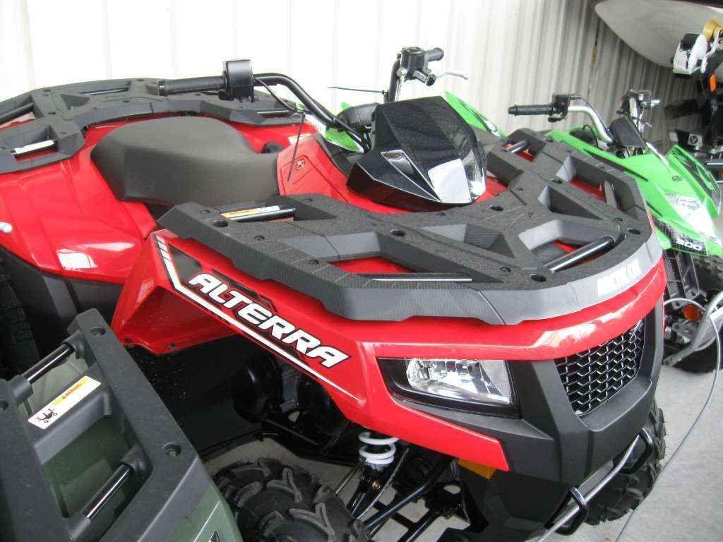 New 2016 Arctic Cat Alterra 550 ATVs For Sale in Michigan. 2016 ...