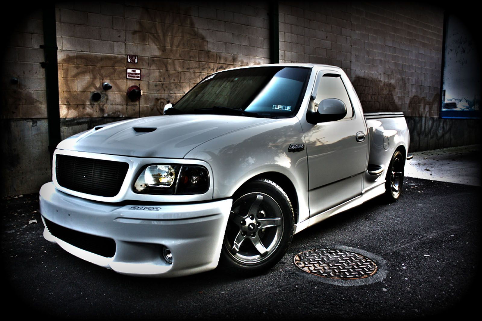 pin by jesse elliott on bad ass rides ford lightning svt rh pinterest com