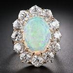 Opal Rings - Lang Antiques