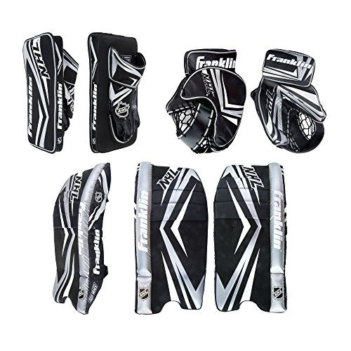 Awesome Top 10 Best Hockey Goalie Equipment For Kids Best Of 2018 Reviews Hockey Goalie Pads Goalie Pads Franklin Sports