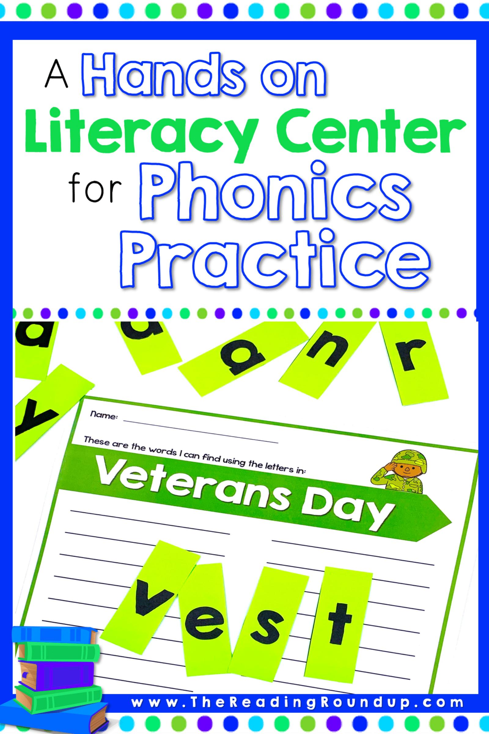 Practice Making Words To Improve Students Phonics Skills