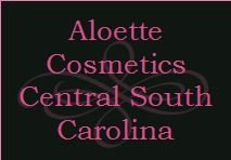 Love Aloette products
