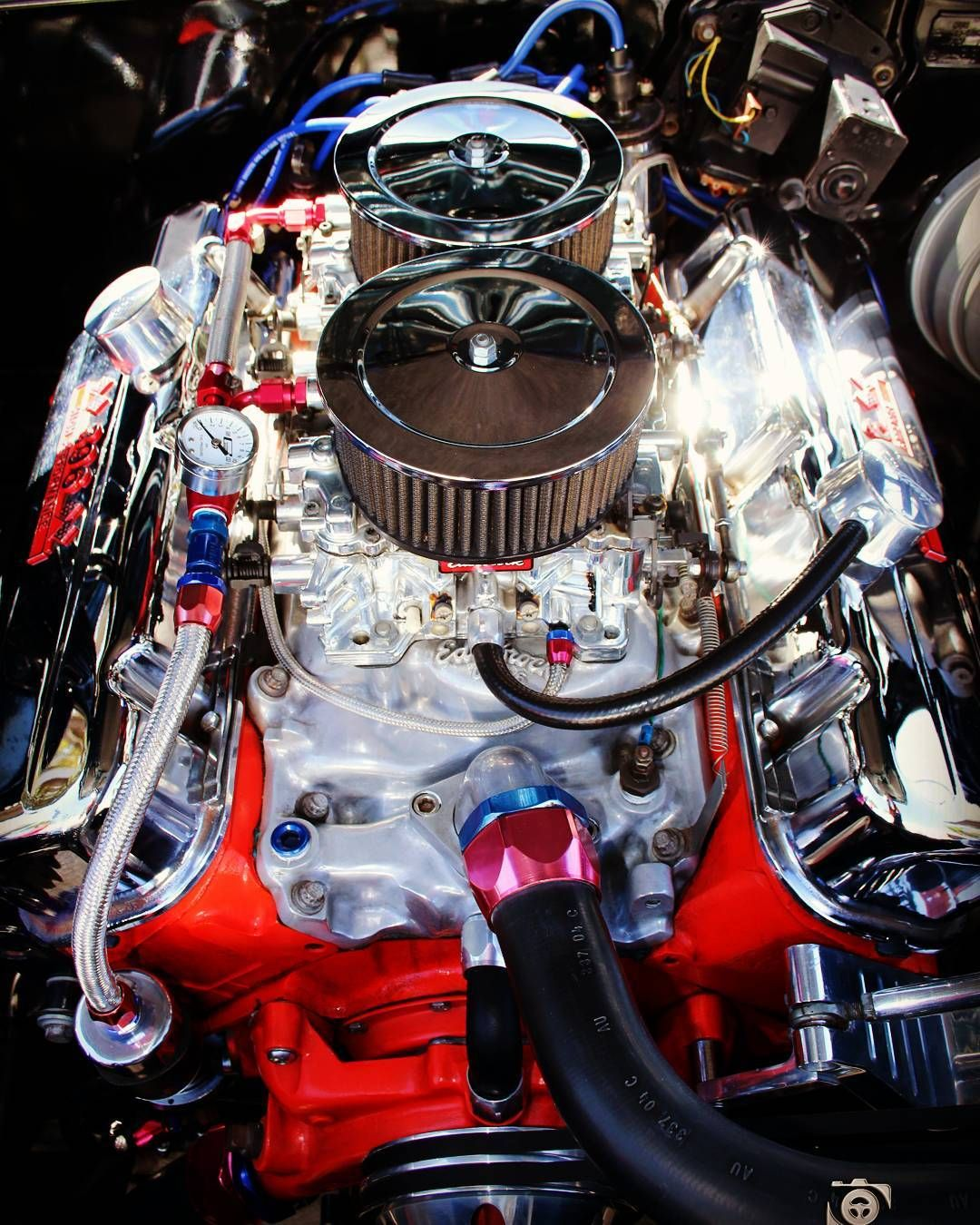 motormonday with the engine from a 66 camaro ss at rh pinterest com