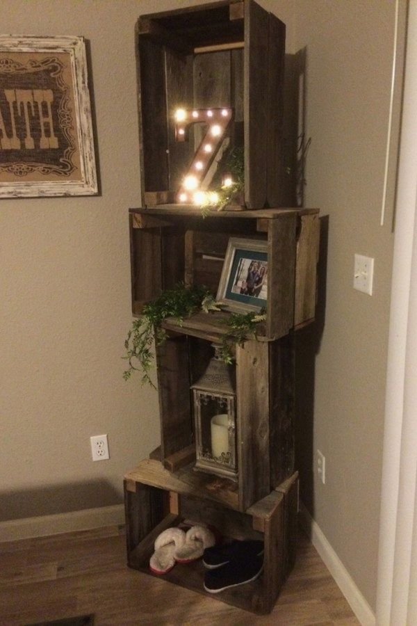 10 Awesome Rustic Style Decor Designs To